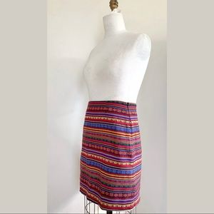 Dresses & Skirts - Embroidered Look Boho Summer Skirt
